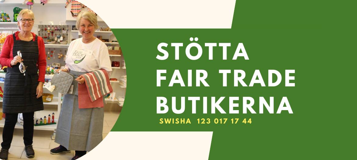 Stötta din Fair Trade-butik och Café